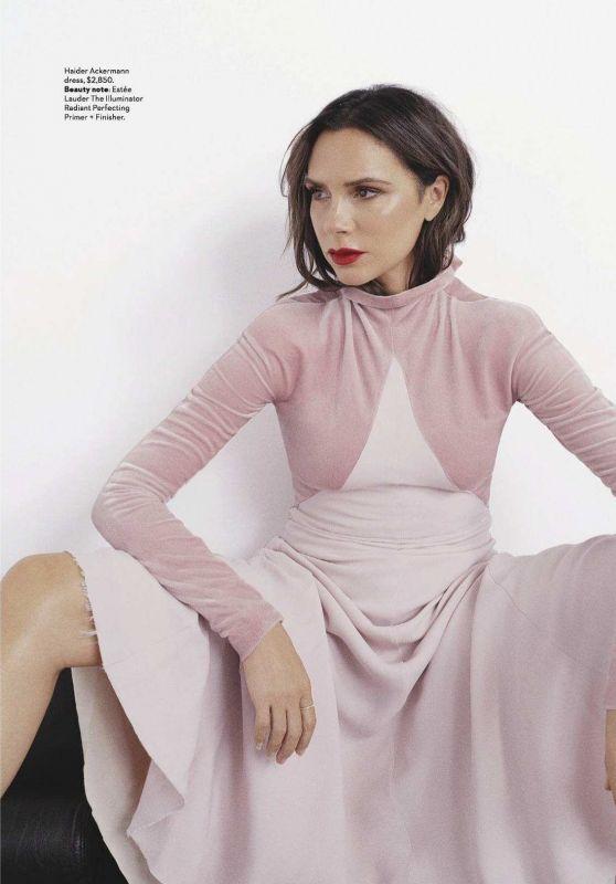Victoria Beckham - Vogue Australia November 2018