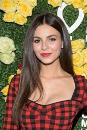 Victoria Justice - 2018 Rock The Runway in Hollywood