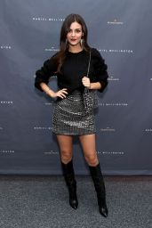 Victoria Justice - Daniel Wellington Celebrates the Opening of its Rockefeller Center Store in NYC 10/17/2018