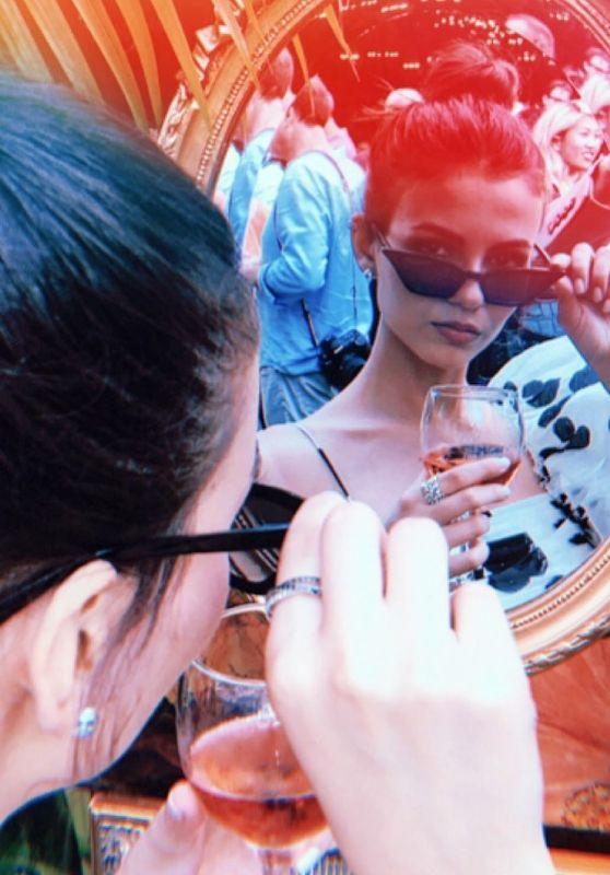 Victoria Justice - Personal Pics 10/09/2018