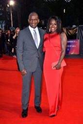 """Viola Davis – """"Widows"""" Europe Premiere and Opening Night Gala of the 62nd BFI London Film Festival"""
