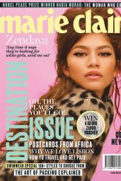 Zendaya - Marie Claire South Africa November 2018 Issue
