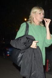 Zoe Ball – Strictly Come Dancing: It Takes Two Filming in London 10/01/2018