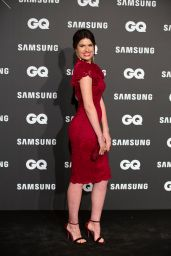 Adriana Abenia – GQ Men Of The Year Awards 2018 in Madrid