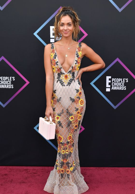 Aisha Jade – People's Choice Awards 2018