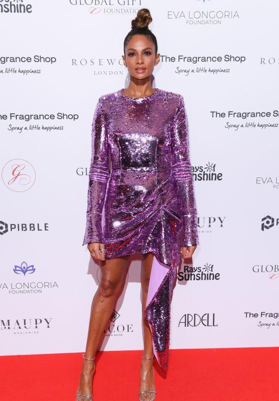 Alesha Dixon – 2018 Global Gift Gala in London