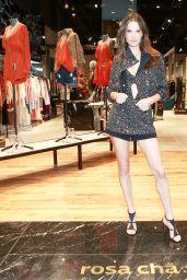 Alessandra Ambrosio – Rosa Cha Store Opening in LA