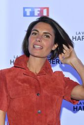 "Alessandra Sublet – ""The Truth About The Harry Quebert Affair"" Preview in Paris"