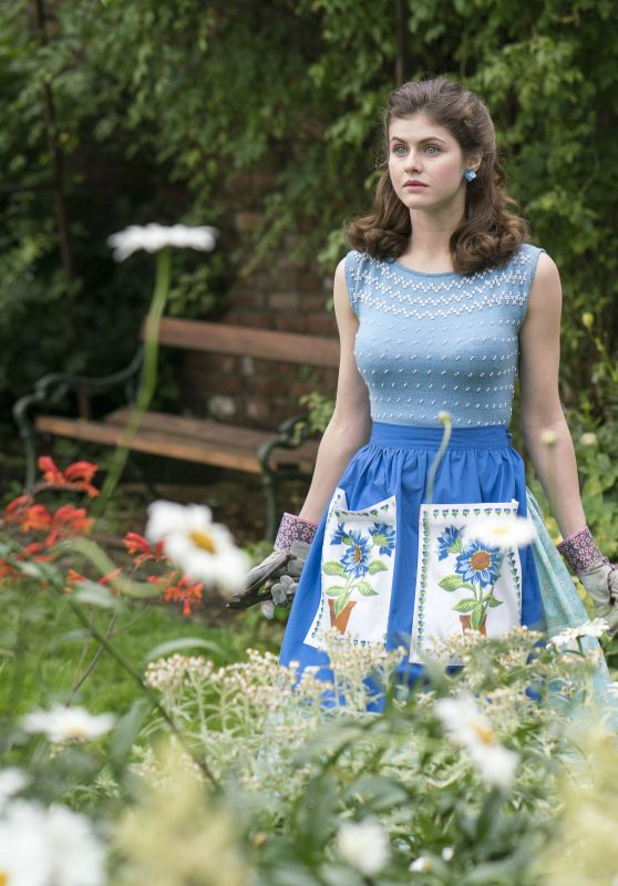 """Alexandra Daddario - """"We Have Always Lived in the Castle"""" Promotional Photos"""