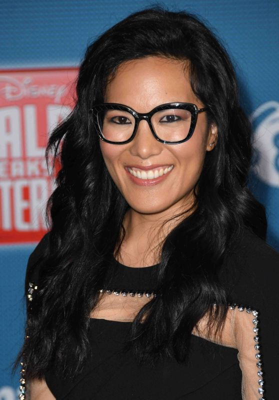 Ali Wong Ralph Breaks The Internet Premiere In Hollywood