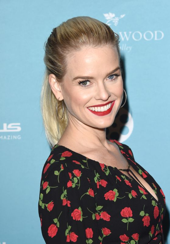 Alice Eve - Celebrity Tributes During the 8th Annual Napa Film Festival 11/08/2018