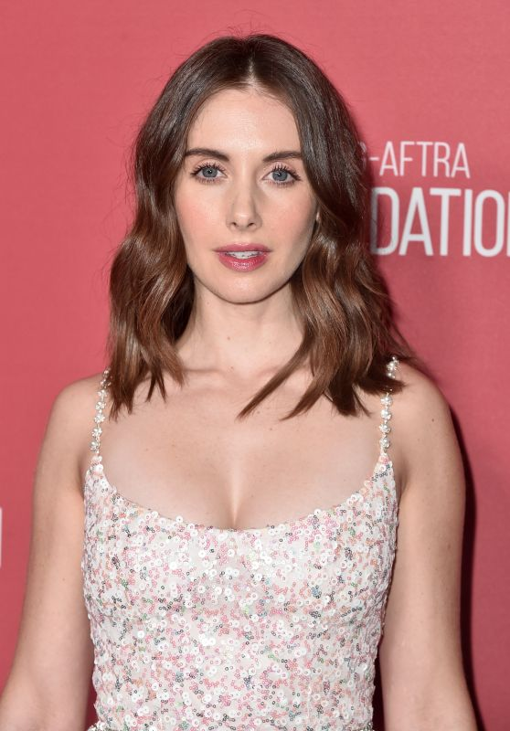 Alison Brie - 2018 Patron of the Artists Awards in Beverly Hills