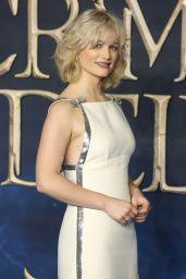 "Alison Sudol – ""Fantastic Beasts: The Crimes of Grindelwald"" Premiere in London"