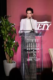 Allison Williams – Variety Criminal Justice Reform Summit in LA