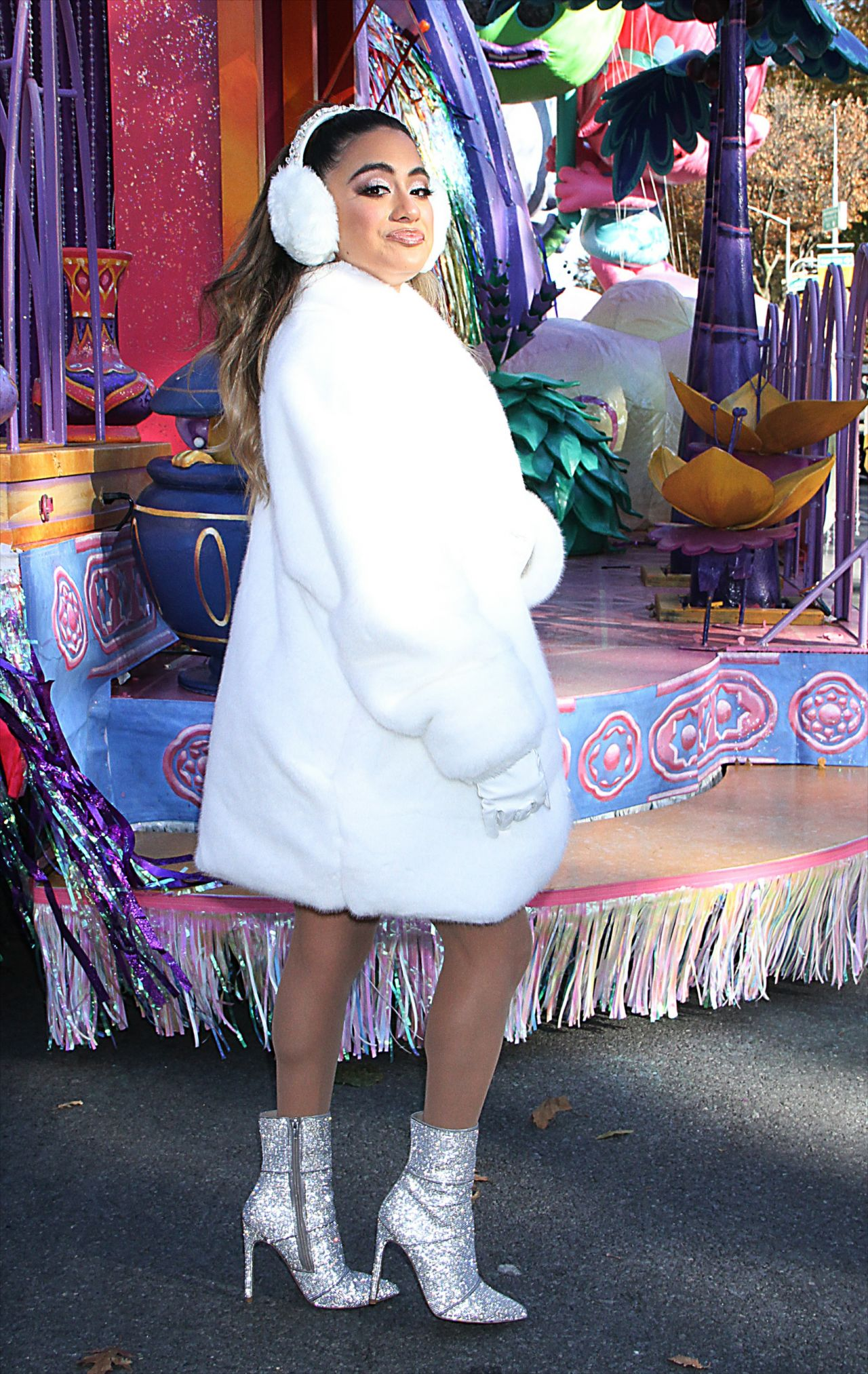Ally Brooke 2018 Macy S Thanksgiving Day Parade In Nyc