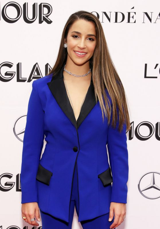 Aly Raisman – Glamour Women of the Year Awards 2018