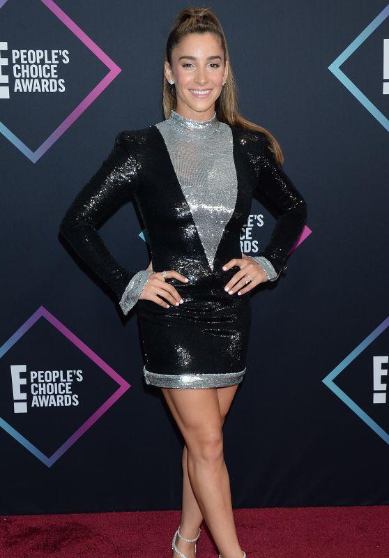 Aly Raisman – People's Choice Awards 2018