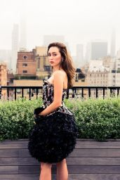 Alycia Debnam-Carey - Photoshoot for Coveteur 2018