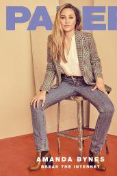 Amanda Bynes - Paper magazine December 2018