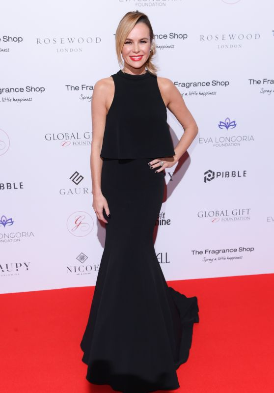 Amanda Holden – 2018 Global Gift Gala in London