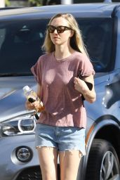 Amanda Seyfried - Out in West Hollywood 11/15/2018
