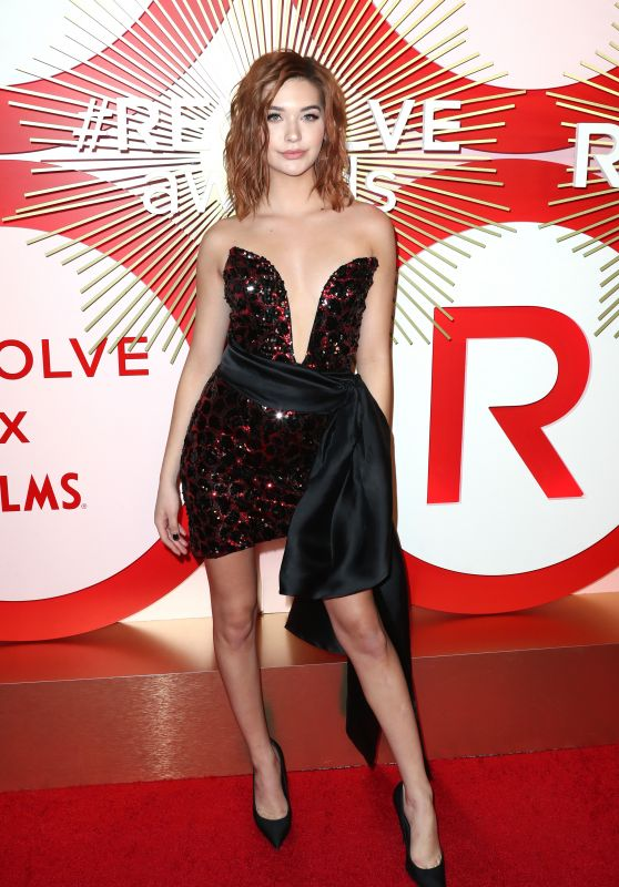 Amanda Steele – 2018 Revolve Awards