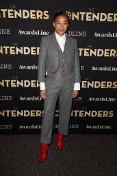 Amandla Stenberg – Deadline Contenders in Los Angeles 11/03/2018