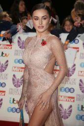 Amber Davies – 2018 Pride of Britain Awards