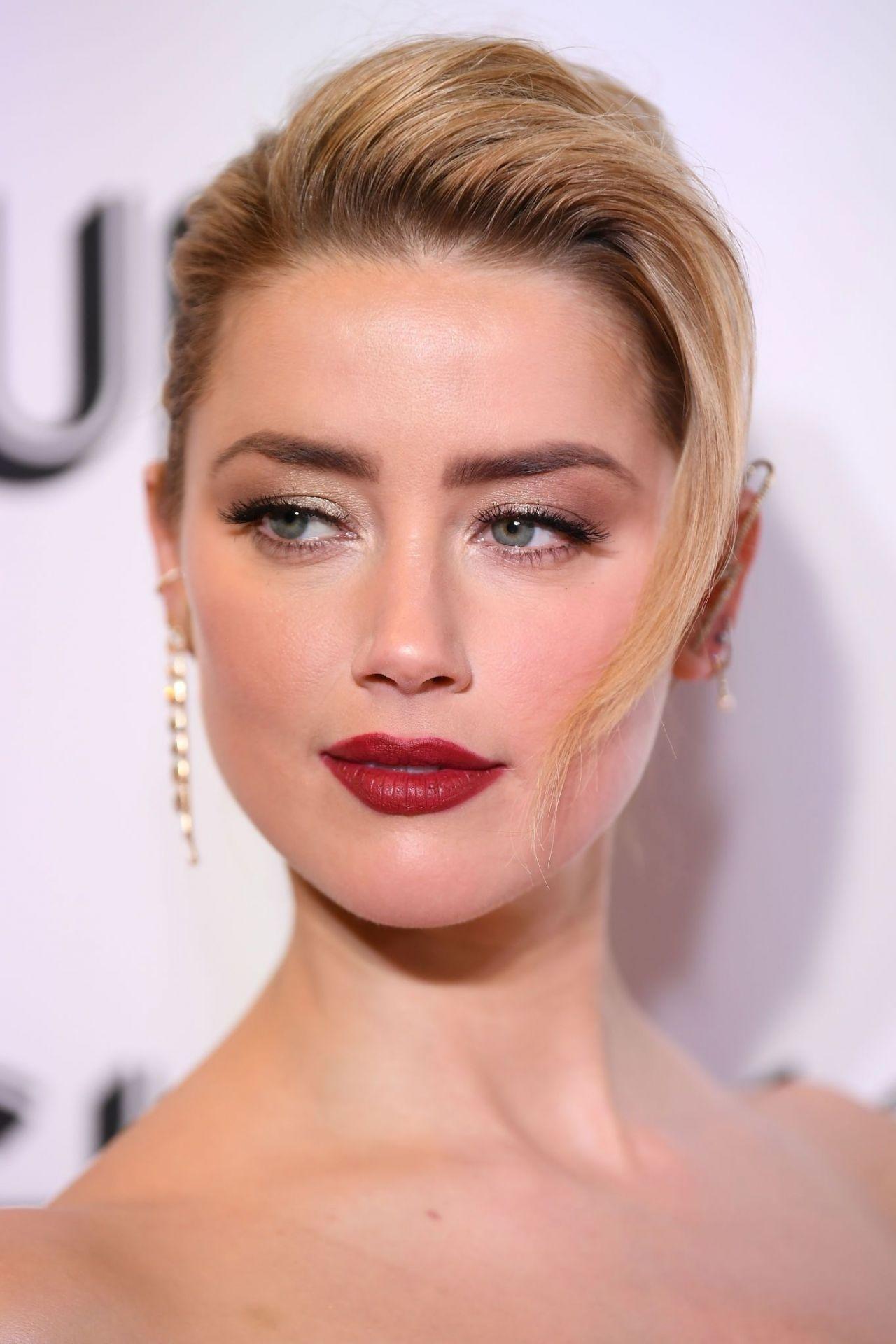 Amber Heard – Glamour Women of the Year Awards 2018