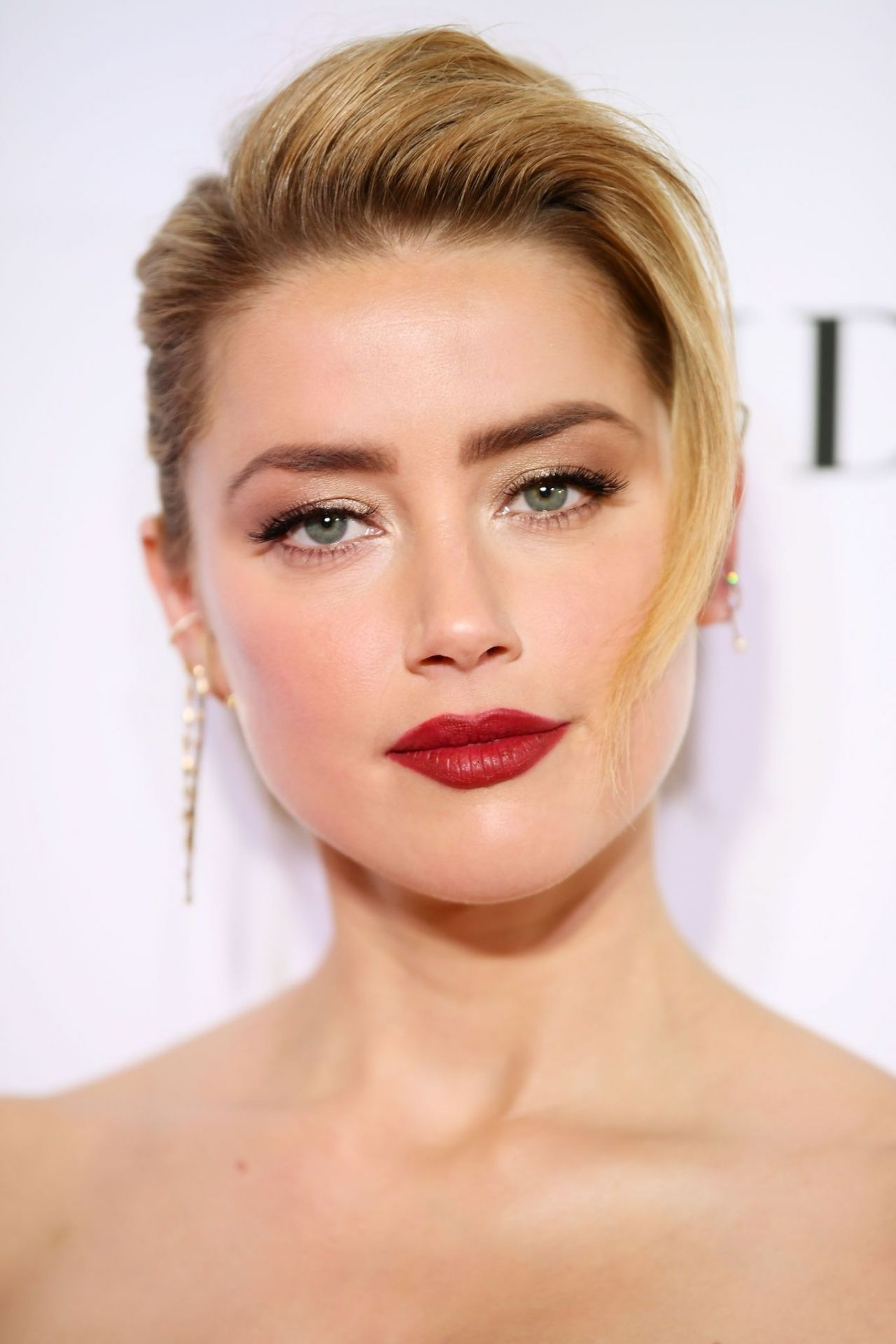 Amber Heard - Glamour Women of the Year Awards 2018