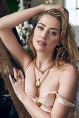 Amber Heard - Shape Magazine December 2018 Photoshoot