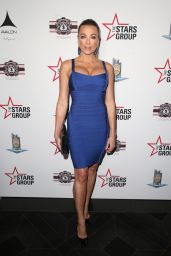 Amber Nichole – Heroes For Heroes Los Angeles Police Memorial Foundation Celebrity Poker Tournament 11/10/2018