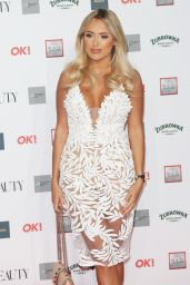 Amber Turner - The Beauty Awards 2018 in London