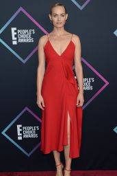 Amber Valletta – People's Choice Awards 2018
