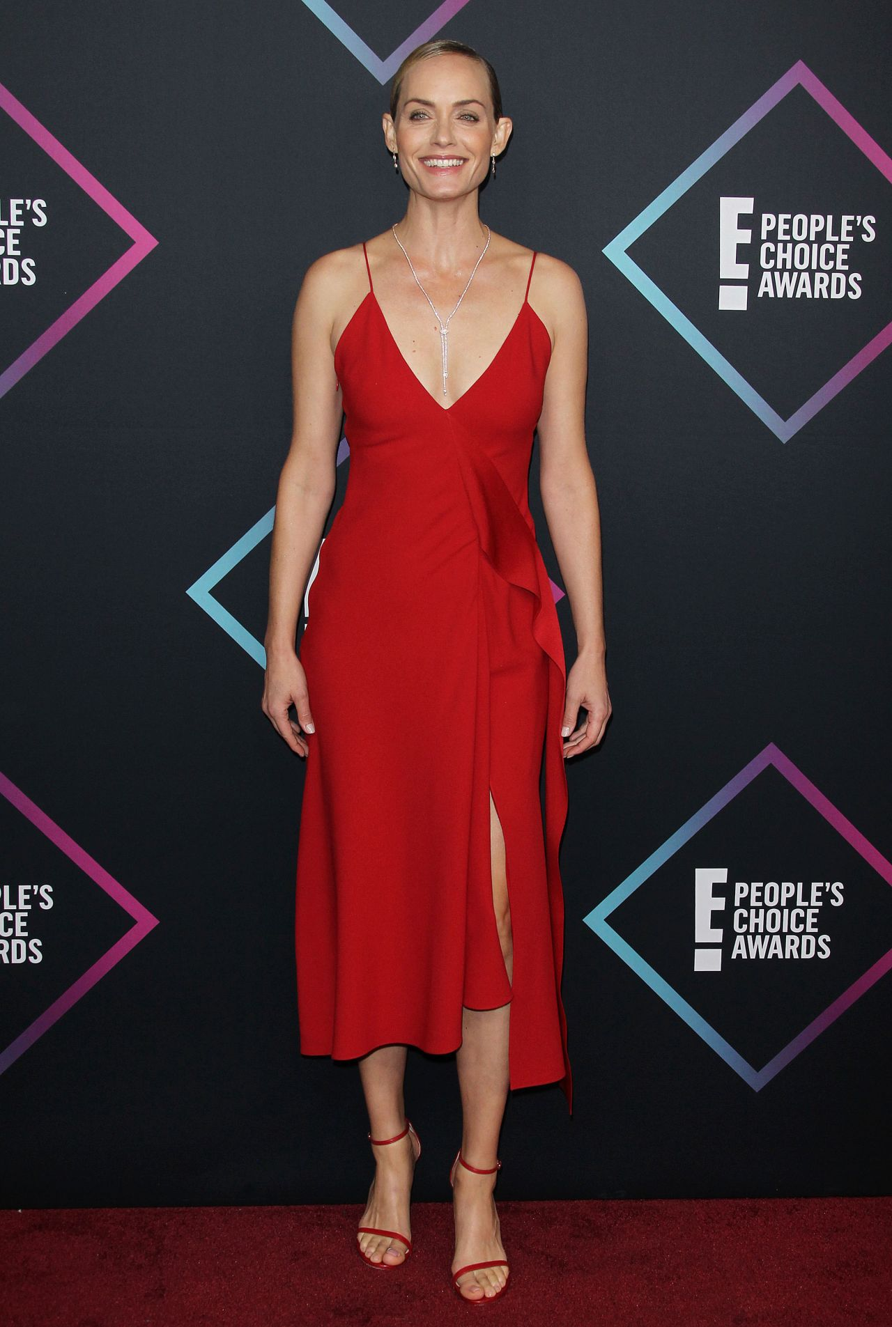 amber valletta choice awards monica santa peoples carpet celebzz celebmafia