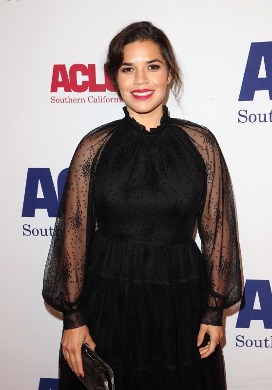 America Ferrera – ACLU Bill of Rights Dinner in LA
