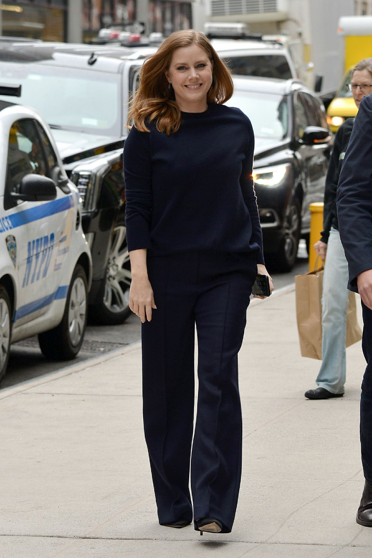 Amy Adams Casual Style 11 26 2018