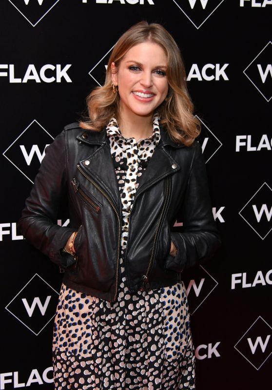 "Amy Huberman - ""Flack"" TV Show Premiere in London"
