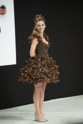 Anais Delva – 24th Salon Du Chocolat in Paris