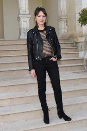 "Anais Demoustier - ""Sauver ou Perir"" Photocall at Sarlat Film Festival"