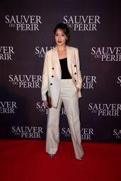 """Anais Demoustier - """"Sauver ou perir"""" Premiere in Paris 11/20/2018"""