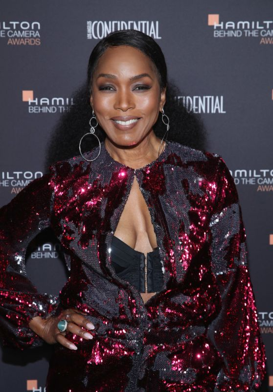 Angela Bassett – 2018 Hamilton Behind The Camera Awards