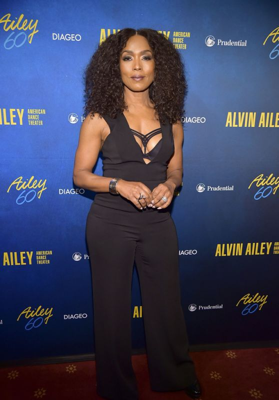 Angela Bassett - Alvin Ailey American Dance Theater