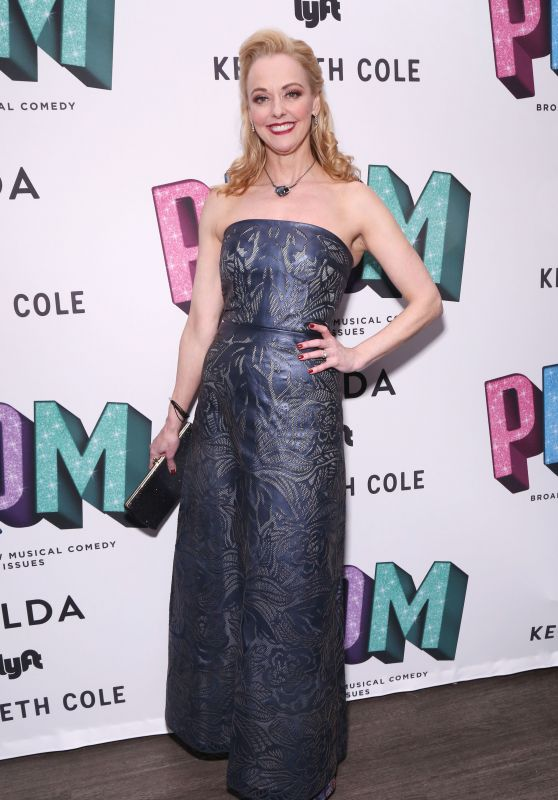 "Angie Schworer – ""The Prom"" Broadway Opening Night"