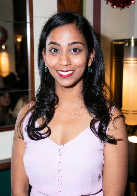 "Anjana Vasan – ""Summer and Smoke"" Play Press Night in London"