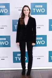"Ann Skelly - ""Death and Nightingales"" TV Show Photocall in London"