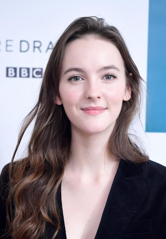 """Ann Skelly - """"Death and Nightingales"""" TV Show Photocall in London"""
