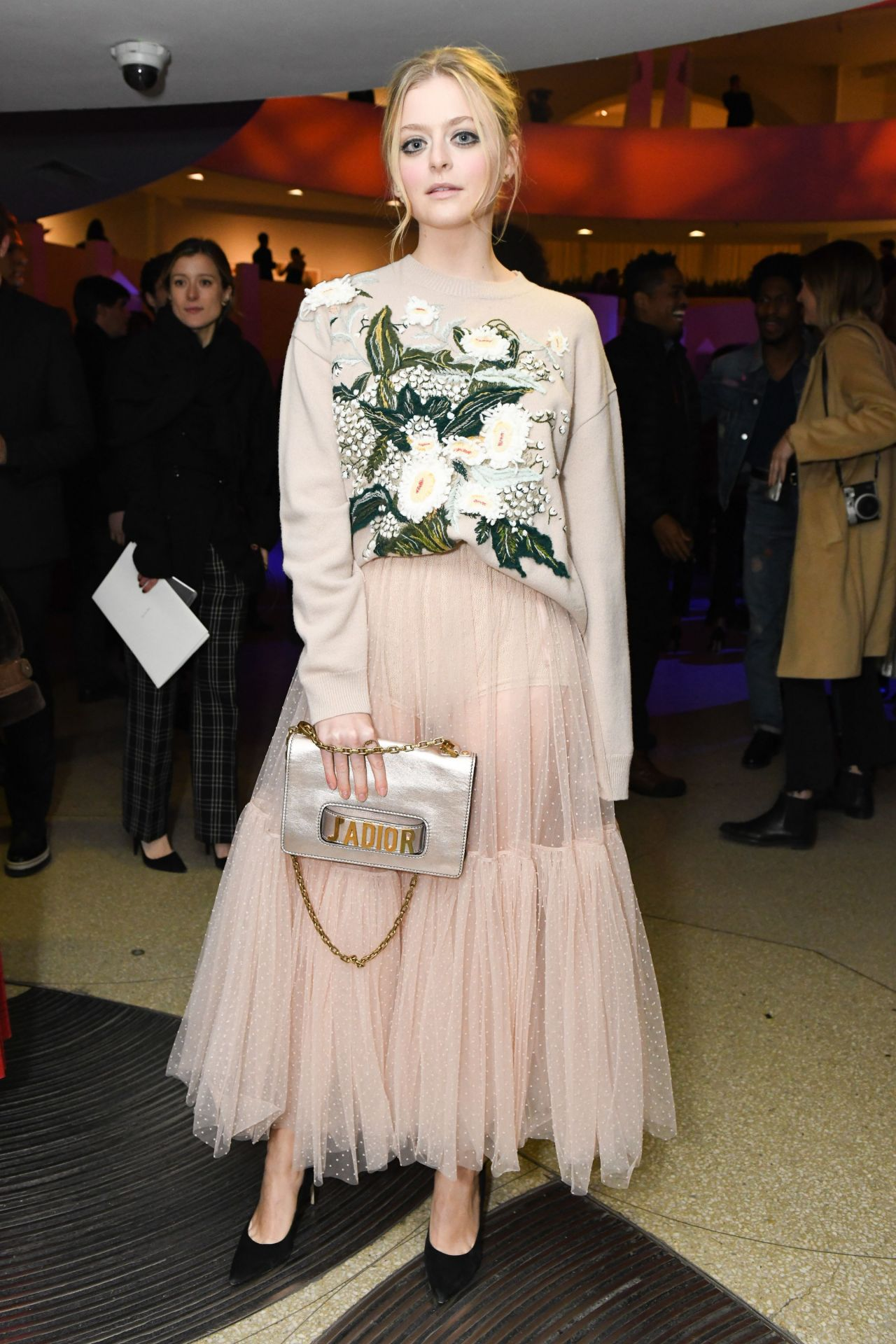Anna Baryshnikov - 2018 Guggenheim International Gala Pre