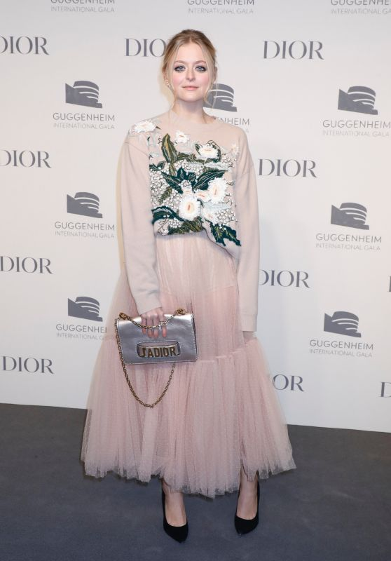 Anna Baryshnikov – 2018 Guggenheim International Gala Pre-Party New York