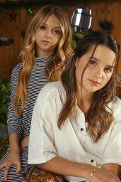 Annie LeBlanc - Personal Pics 11/26/2018